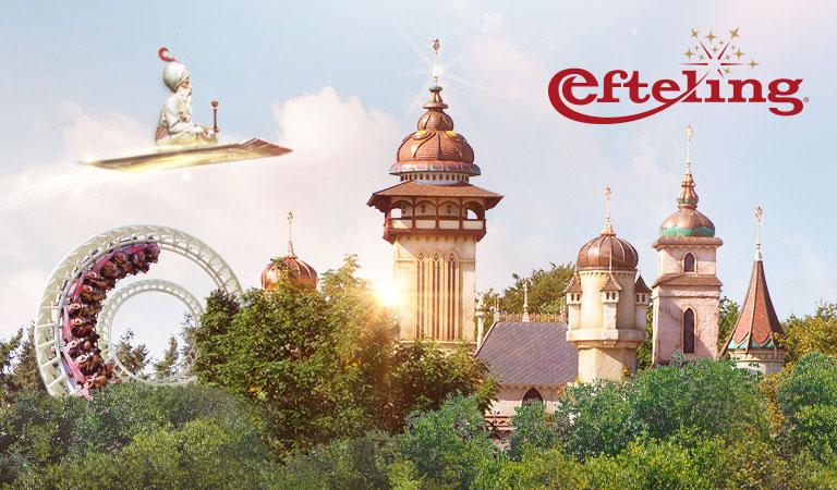 Freizeitpark Eftelig - Jetzt Karten sichern und als ADAC Mitglied 5 € Ermäßigung erhalten!